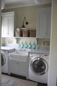 laundry in bathroom ideas utility room toilet bathrooms pinterest toilet room and