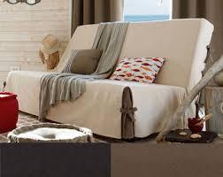 housse canapé clic clac rhabiller clic clac pour le rendre plus élégant espace
