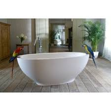 Solid Surface Bathtubs Aquatica Tubs Store Shop The Best Deals For Nov 2017 Overstock Com