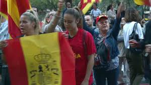 yes u0027 wins catalonia independence vote marred by chaos news al