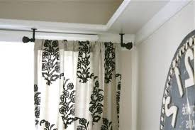 Cambria Wood Curtain Rods Curtain Cambriaar Premier 12 Inch 20 Inch Side Mount Drapery Rods