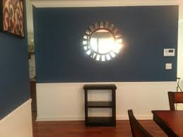 sherwin williams endless sea dining room and decor from time