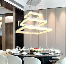 led dining room lighting led dining room ceiling lights full size of dining crystal led