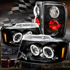 2000 F150 Tail Lights Ford F 150 Headlights Ebay