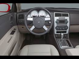 2006 dodge charger r t dashboard 1600x1200 wallpaper