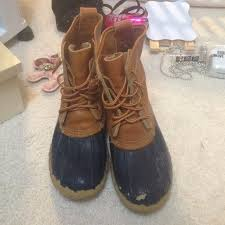 s bean boots sale l l bean used bean boots 48 hours navy duck boots from
