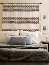 best 25 curtain rod headboard ideas on pinterest curtain rod