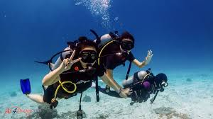 learn how to dive scuba diving lessons for beginners all4diving