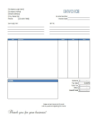 best photos of invoice template microsoft word 2007 invoice