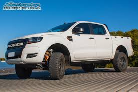 Ford Ranger Truck Accessories - ford ranger px dual cab white 70619 superior customer vehicles