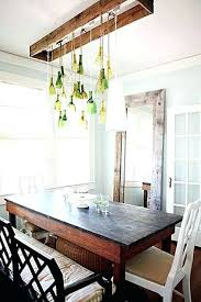 Wine Bottle Chandeliers Chandelier Made Out Of Wine Bottles Chandelier Made From Wine