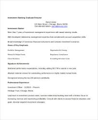 banking resume templates in word 22 free word format download