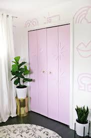 Closet Doors Diy Trim Closet Door Diy A Beautiful Mess