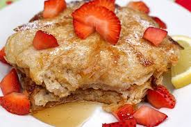 Cottage Cheese Dishes by Lemon Cottage Cheese Pancakes With Strawberries Two Peas U0026 Their Pod