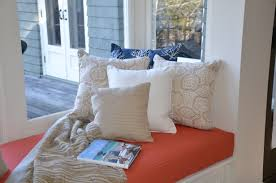 Custom Window Seat Cushions How To Choose The Right Cushion For Your Window Seat Designer