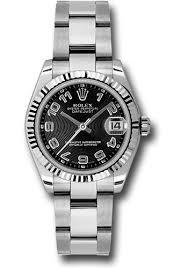 oyster bracelet images Rolex datejust 31mm steel fluted bezel oyster bracelet jpg