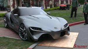 lexus lfa quanto costa the next generation supra the toyota ft 1 concept youtube