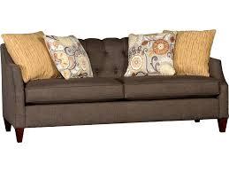 mayo 7100 modern tufted sofa olinde u0027s furniture sofa