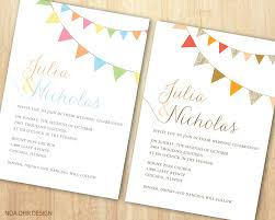 rustic wedding invitation rustic invitation flag wedding