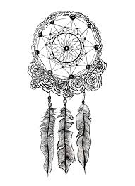 dream catcher drawing step by step roadrunnersae