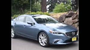 mazda 6 2016 mazda 6 blue reflex youtube