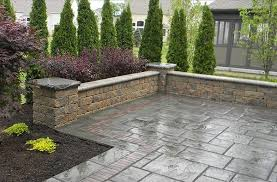 Retaining Wall Patio Design Awesome Retaining Wall Patio Design Patio Ideas And Patio Design