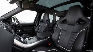 new land rover interior 2015 range rover sport svr ebony black interior hd wallpaper