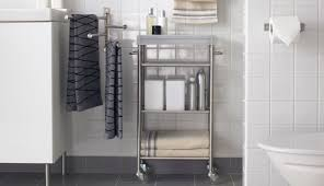 Bathroom Storage Cart Bathroom Trolleys Bathroom Storage Cart Ikea