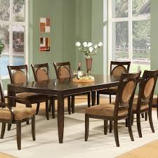 steve silver montblanc formal dining table wayside furniture