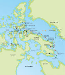 Canada On A Map Hudson Bay On A Map Minecraft Dantdm Maps Verizon Coverage Maps