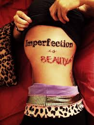 unfinished u0027imperfection is beauty u0027 tat session 1 marilynmonroe
