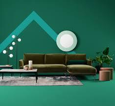 narnia velour sofa from mobilia velvet gold u0026 marble velours