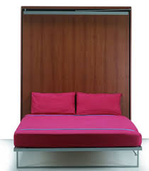 Bookcase Murphy Bed Italian Wall Bed Revolving Bookcase Murphysofa Smart Furniture