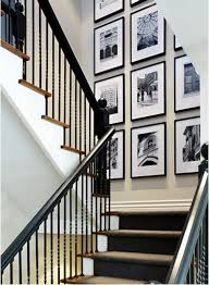 Home Decoration Pictures Gallery Best 25 Stairwell Decorating Ideas On Pinterest Stair Wall
