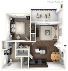 1 Bed 1 Bath House Floorplans Legacy At 50th Street Garden City Id 208 387 0004