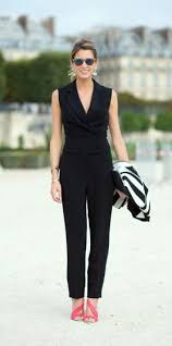 how to wear a jumpsuit work it the jumpsuit you can wear to the office visual therapy