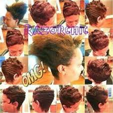 razor chic hairstyles of chicago razor chic hair of atlanta hair wonderland pinterest razor