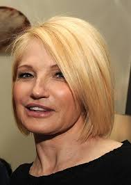the best hairstyles for women over 50 ellen barkin mature women