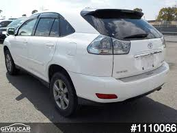 toyota lexus harrier 1998 used toyota harrier from japan car exporter 1110066 giveucar