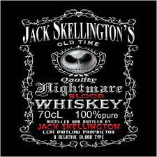 Jack Skellington Comforter Set Jack Daniels Meets Jack Skellington In Nightmare Bedding