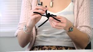 pipe stem spider crafts pipe cleaner crafts youtube