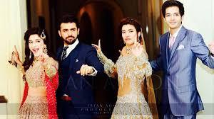 Hit The Floor Facebook - walima ceremony of farhan saeed urwa held in lahore