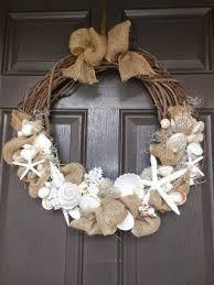 seashell wreath 50 magical diy ideas with sea shells shells diy