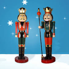 inc nutcracker king pair 12