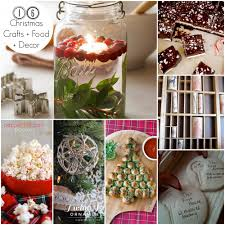 16 christmas crafts food and decorations dream book design