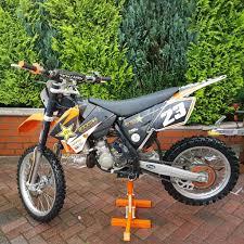 motocross bikes for sale manchester ktm sx 85 2011 in manchester gumtree