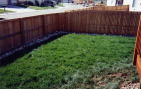 a useful a to z on root details of landscaping fence