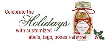 personalize your christmas greeting cards christmas labels
