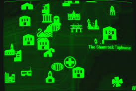 Fallout 3 Map All Locations by Side Quests Fallout 4 Side Quests By Location Fallout