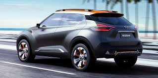 nissan kicks nissan kicks concept previews potential small suv for brazil